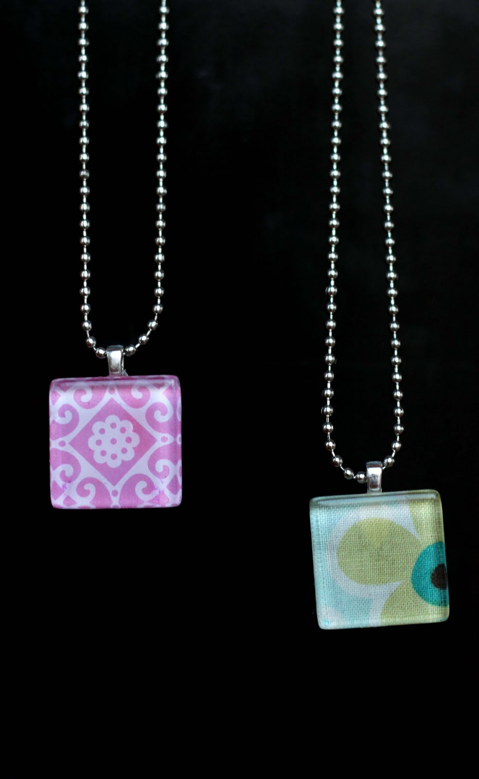 Glass tile pendants sugar bee crafts ideas for glass tile pendants aloadofball Image collections