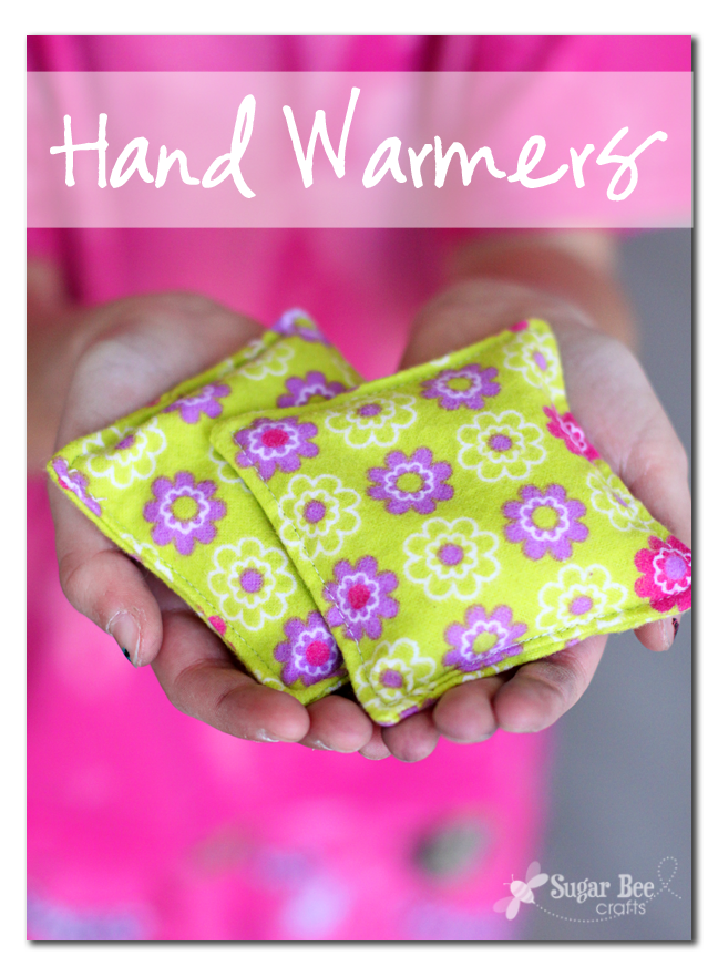 Simple Sewing Hand Warmers Sugar Bee Crafts