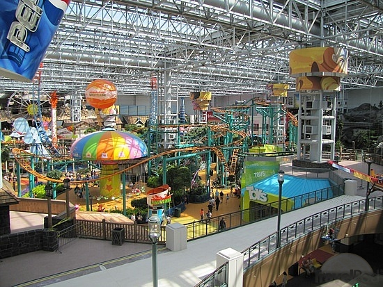 a look at the mall of america Here's what a mall of america waterpark would look like, plus more details on potential financing.