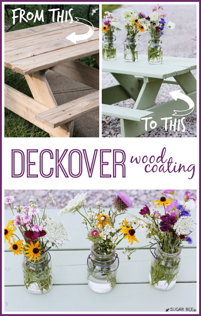 deckover wood coating seafoam