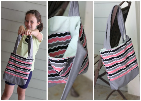 sewing camp bag