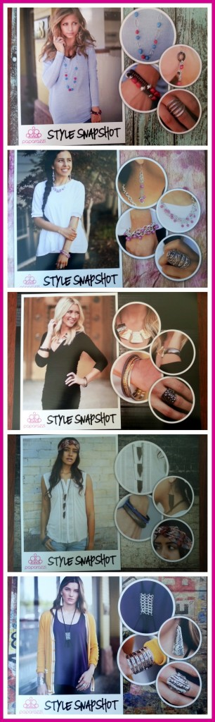 Paparazzi $5 Jewelry and Accessories Style Snapshots