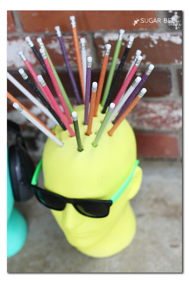 pencil organization