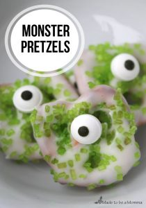 Monster-Pretzels