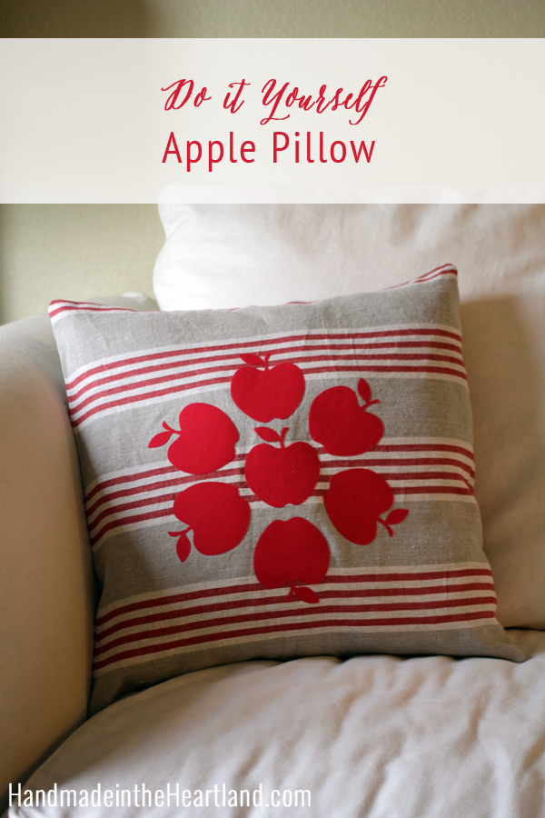 Red-Apple-Pillow