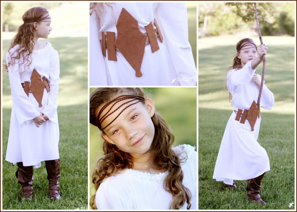 renaissance girl costume outfit