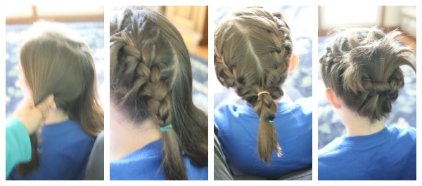 double braid flip