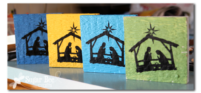 Nativity block