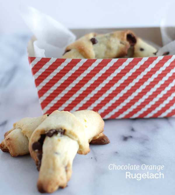 Orange-Rugelach