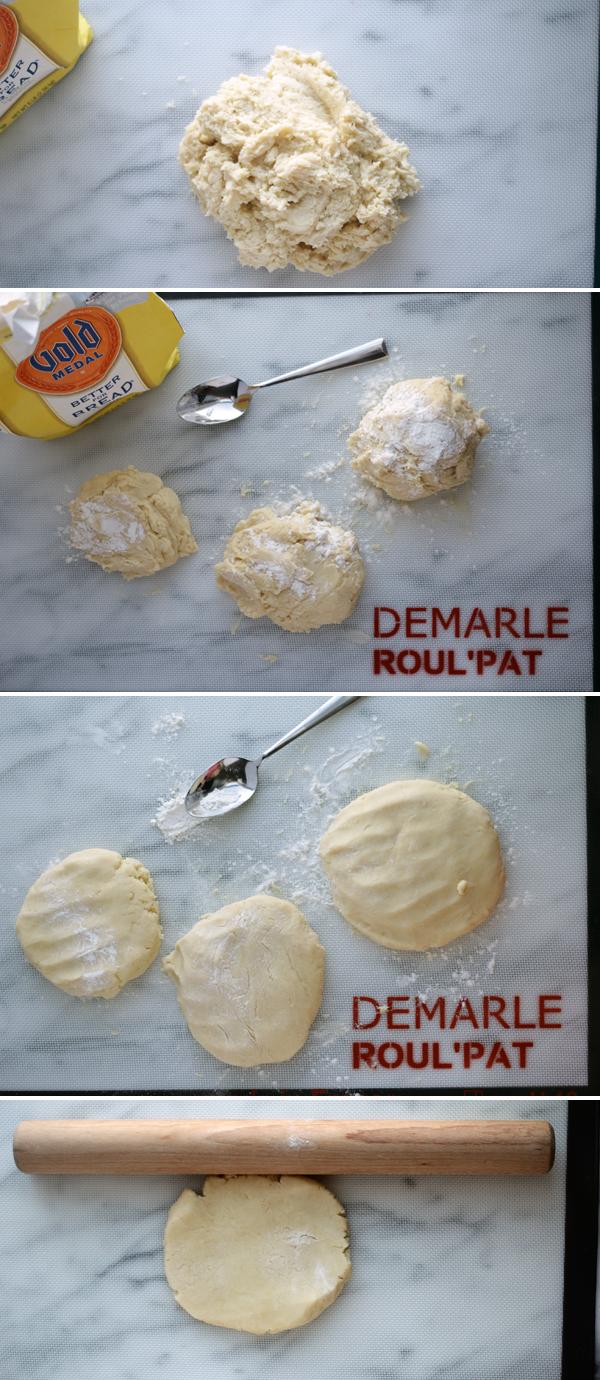 rugelach-dough