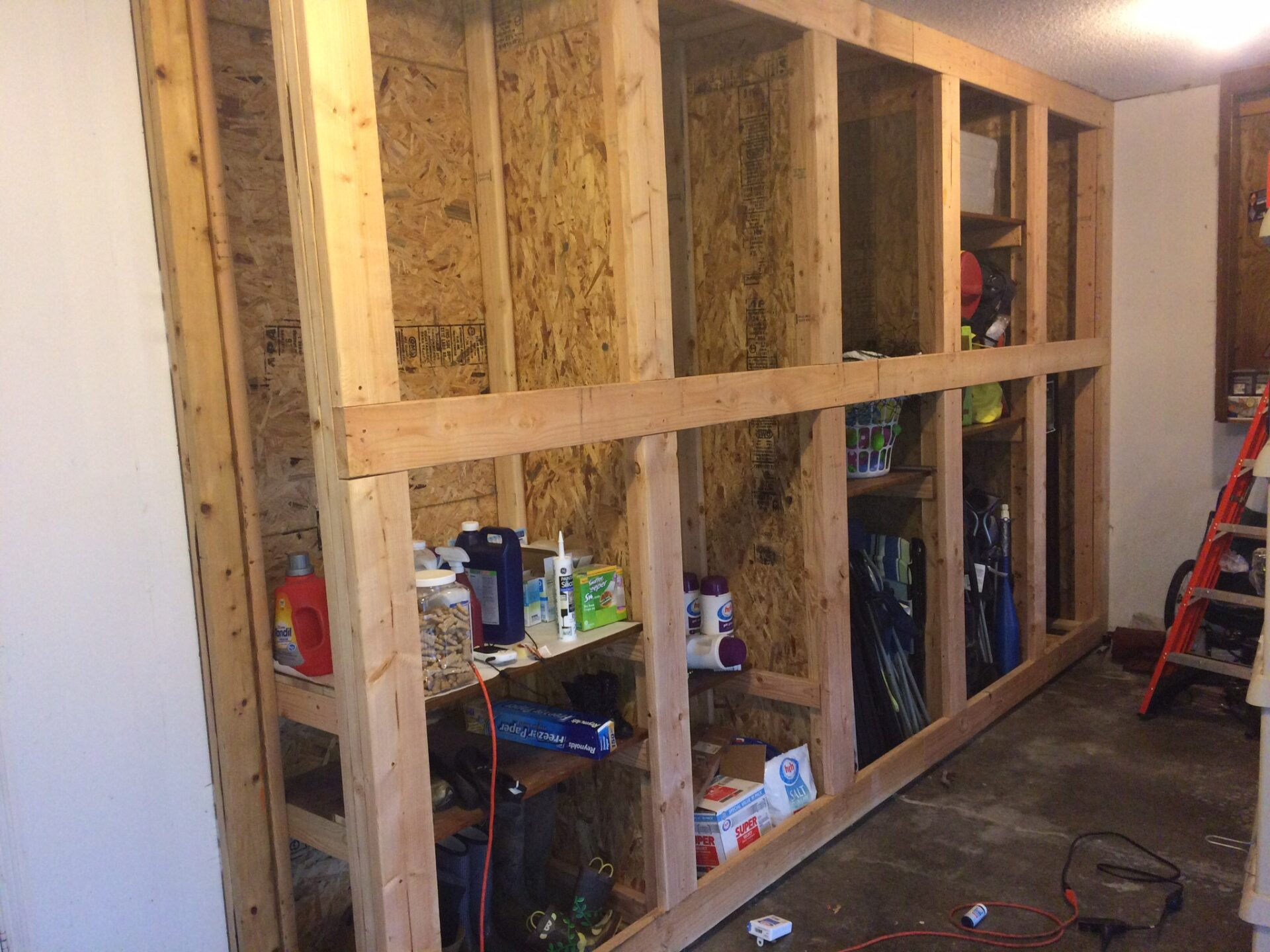 Plan Build Diy Garage Storage Cabinets