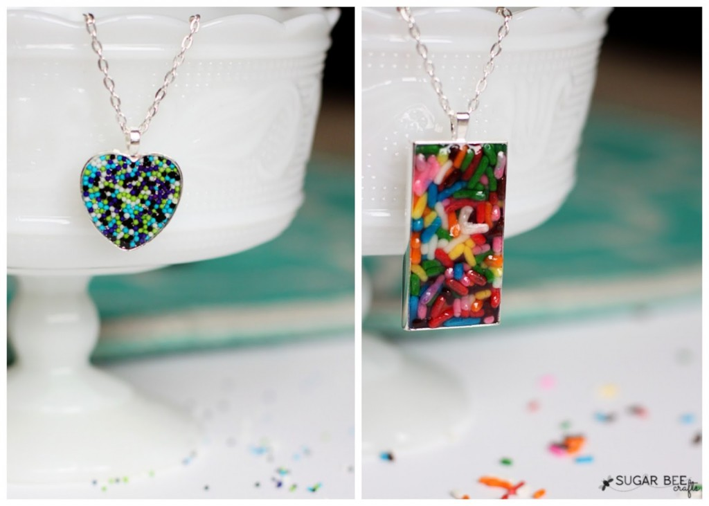 sprinkle pendants