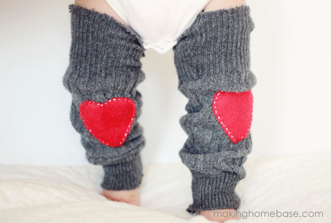 Heart-patch-sweater-leg-warmers