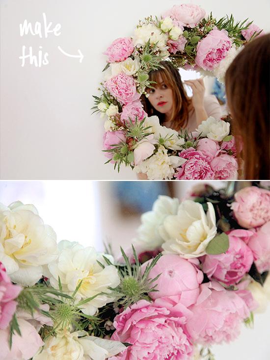 make-this-flower-mirror