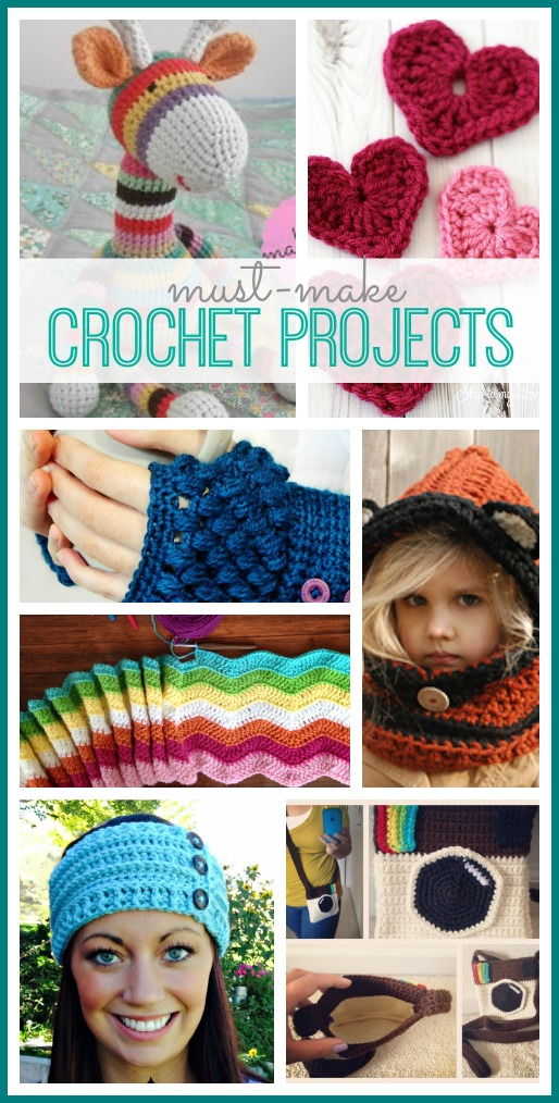 must-make crochet projects