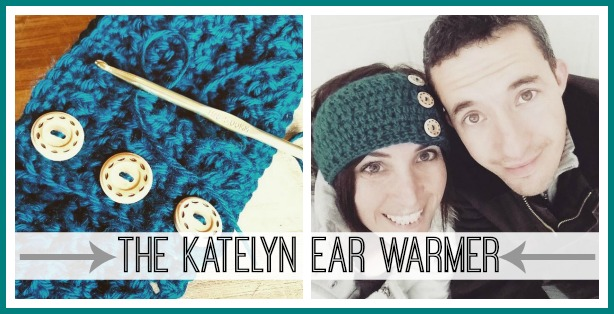 the katelyn ear warmer crochet pattern