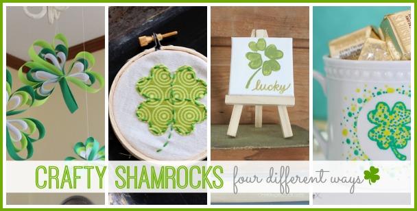 crafty shamrocks