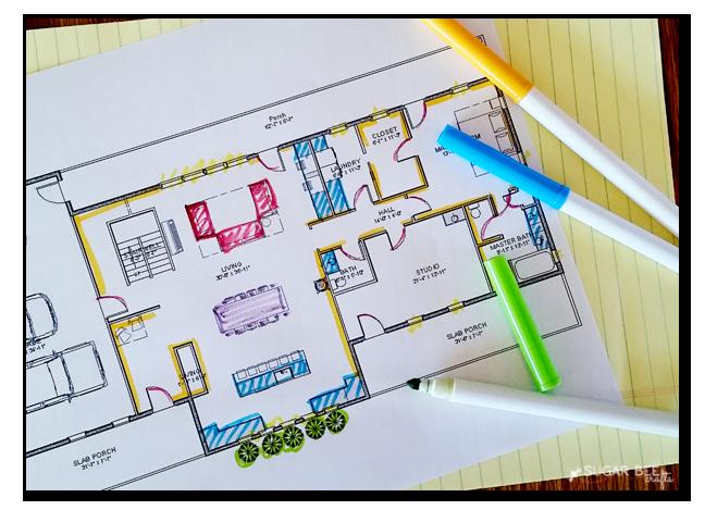 rustic modern house plan