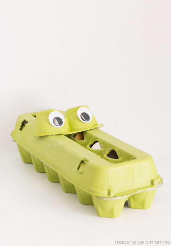 Alligator Snack Holder-18