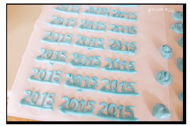 graduation cupcake diy toppers