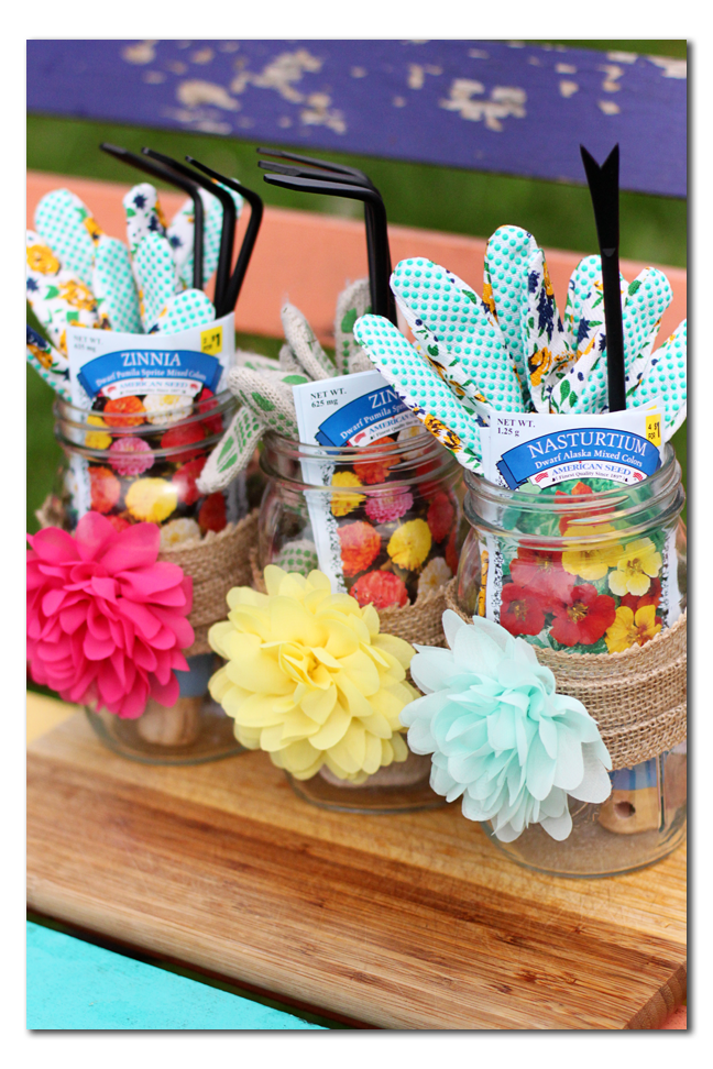 Garden Jar Spring Gift Idea