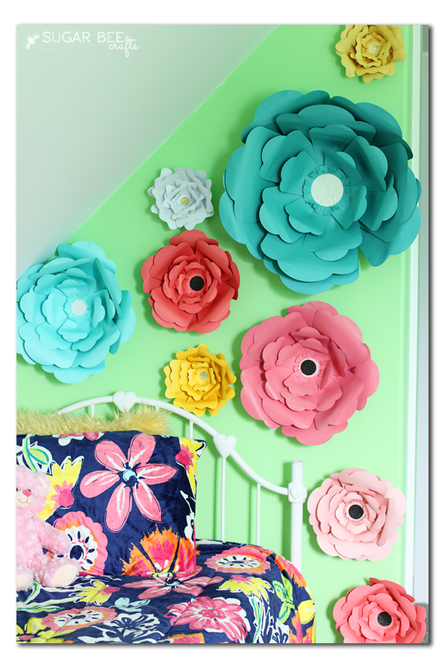 Michaels big bloom kit large paper flower wall decor big bloom diy paper flowers mightylinksfo