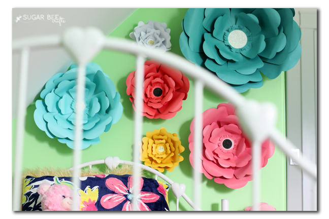 Michaels big bloom kit large paper flower wall decor diy paper wall flowers decor mightylinksfo