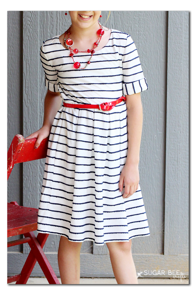 custom fitted dress
