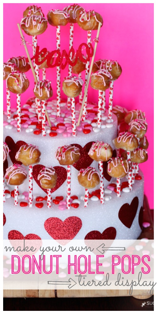 Donut-Hole-Pops-tiered-display