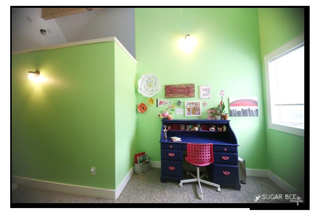 girls room house design loft