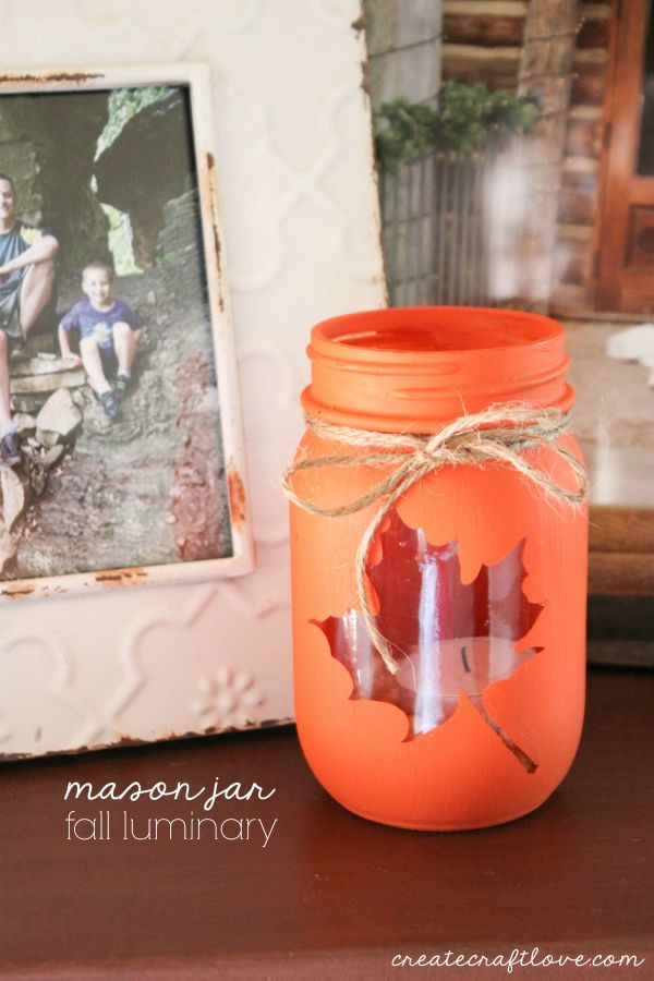 Paint Mason Jar Ideas