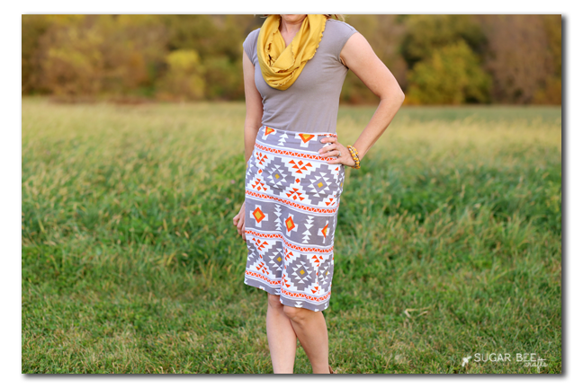 four corners skirt