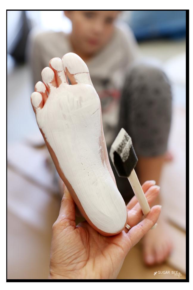 ghost footprint