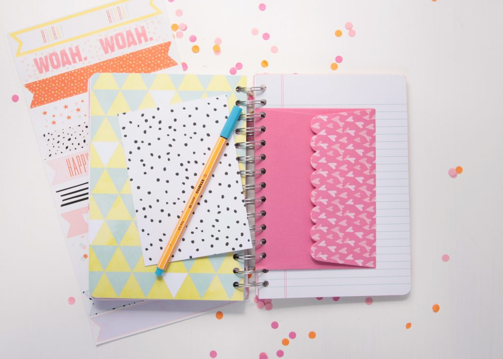 Mom and Me Notebook DIY Gift Idea by Mandy Beyeler