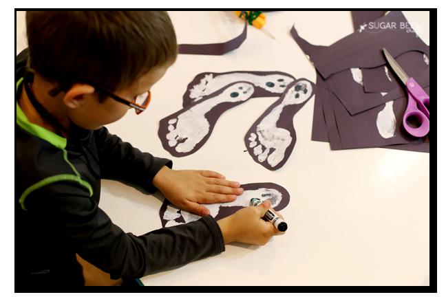 kids craft halloween idea