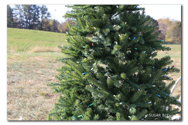 Christmas Tree Sprayer.How To Paint A Christmas Tree Sugar Bee Crafts