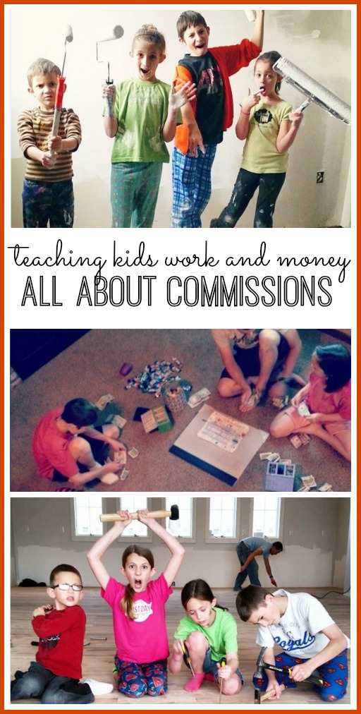 all about commissions teaching kids about work and money not allowance