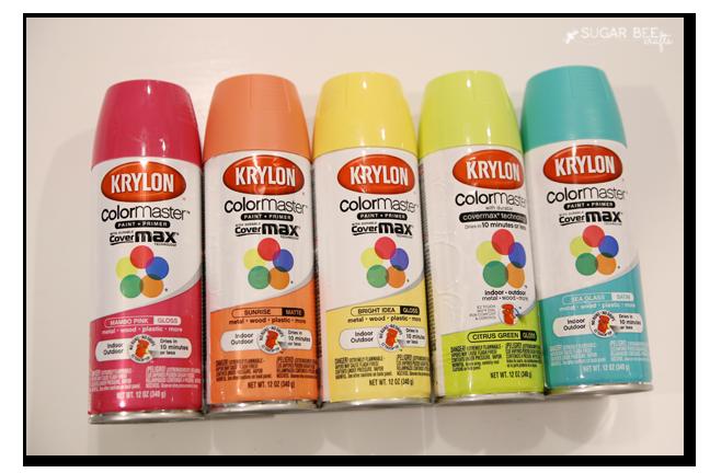 spraypaint sampler gift