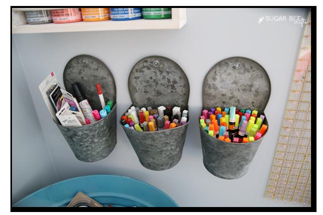 craft room paint pens