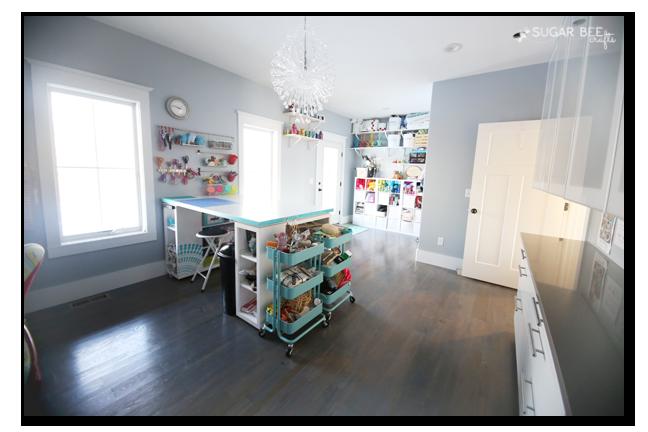 craft room storage recap