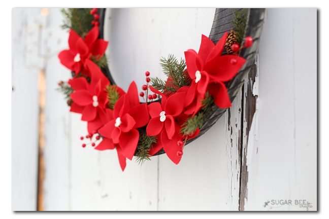 diy outdoor wreath