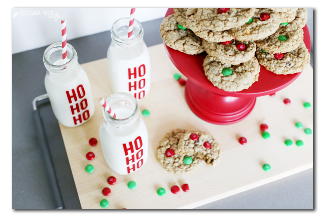 milk and cookies diy