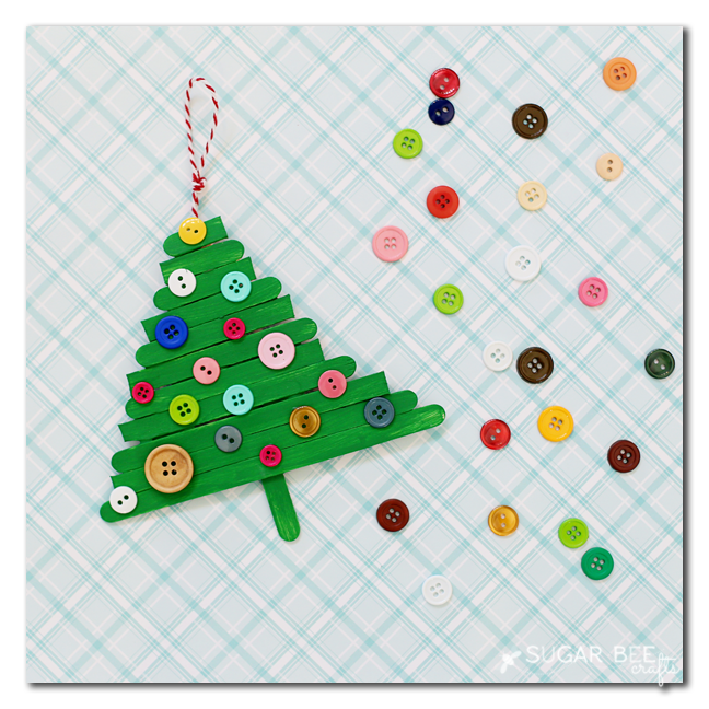 popsicle holiday kids craft