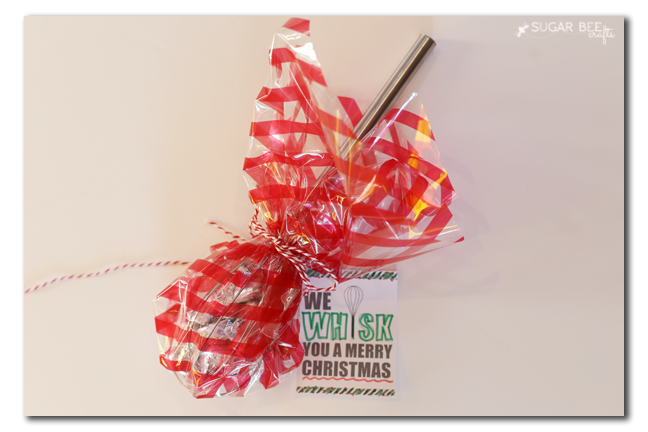 whisk neighbor gift