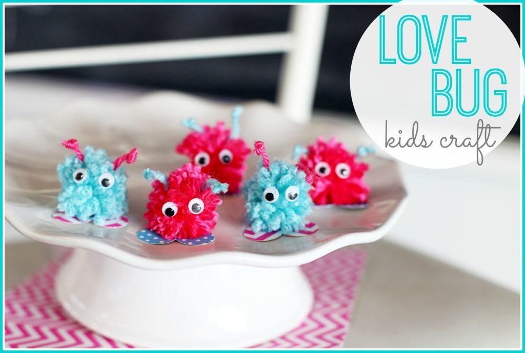 love bug kids craft