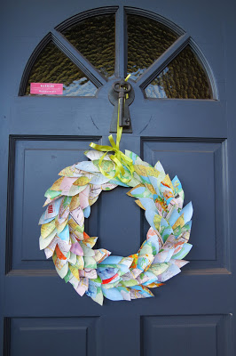 MapWreath
