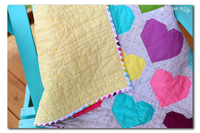 heart quilt quilting