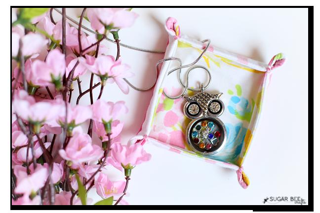 make your own birthstone locket jewelry