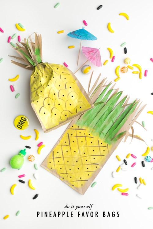 pineapple-favor-bags