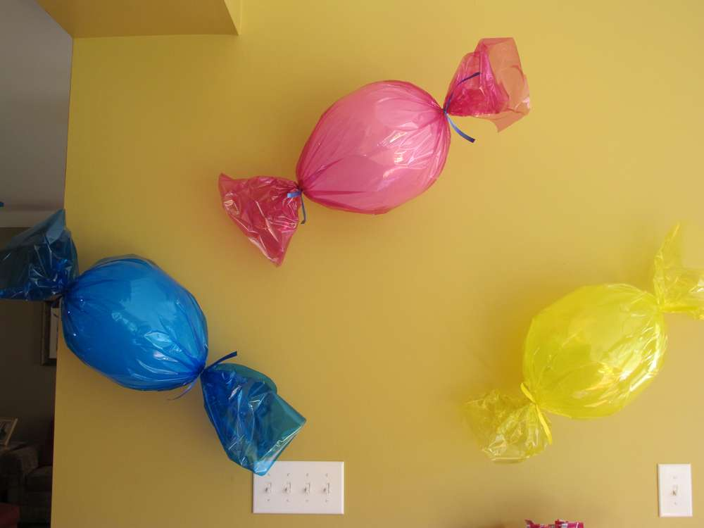 Balloon Decoration Ideas For Birthday Party At Home Flisol Home
